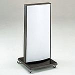 アルミ スタンドサイン ADO-701 ブラック 面板セット 50Hz